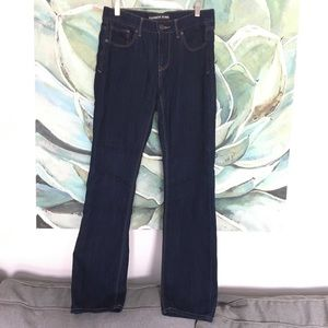 Express Skinny Mid Rose Jeans 6R
